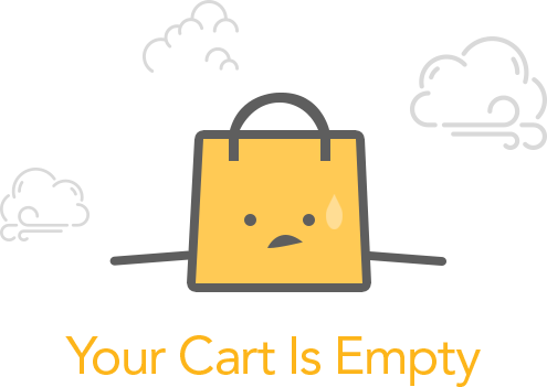 No Items In Cart